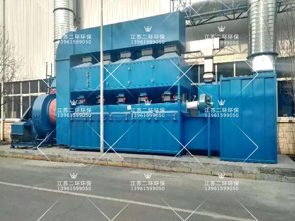 有机废气催化燃烧装置