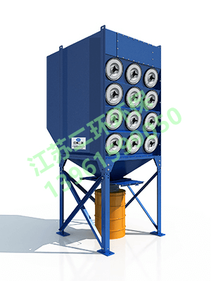EHDFT系列大风量模块式沉流滤筒除尘器