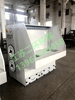DLMT系列打磨台一体式沉流滤筒除尘器