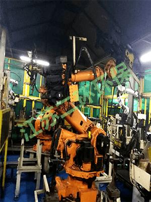 机器人焊烟房除尘器