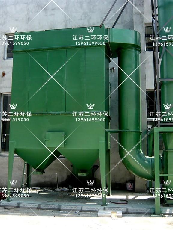 传统DMC脉冲布袋除尘器