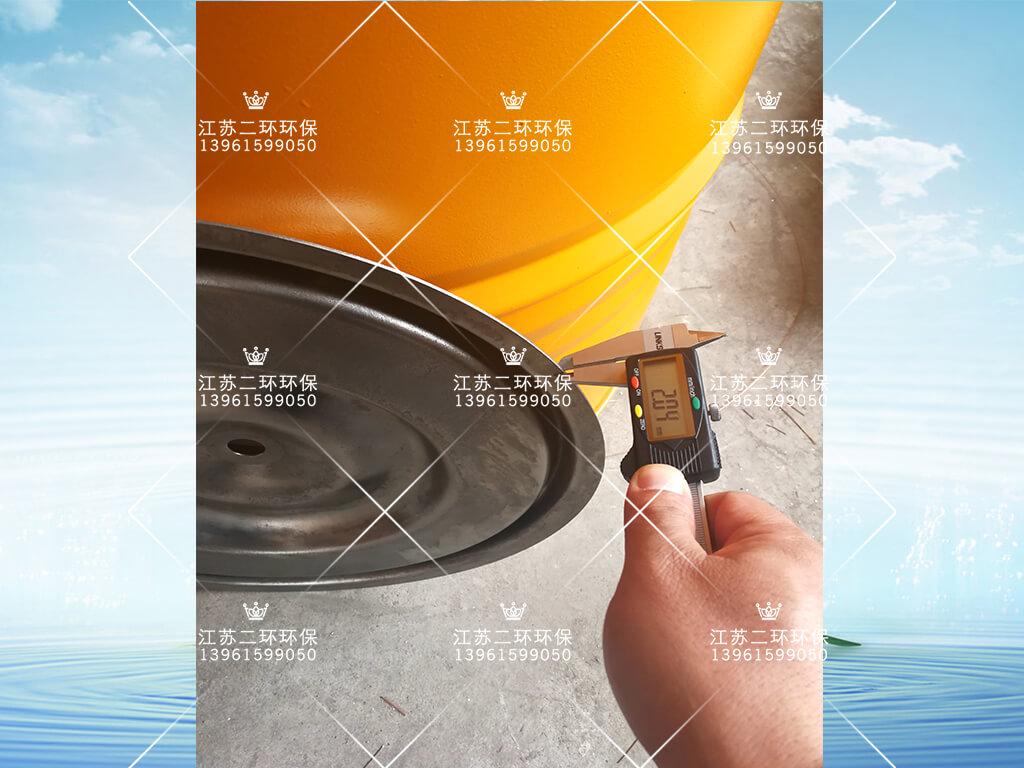 滤筒除尘器压盖