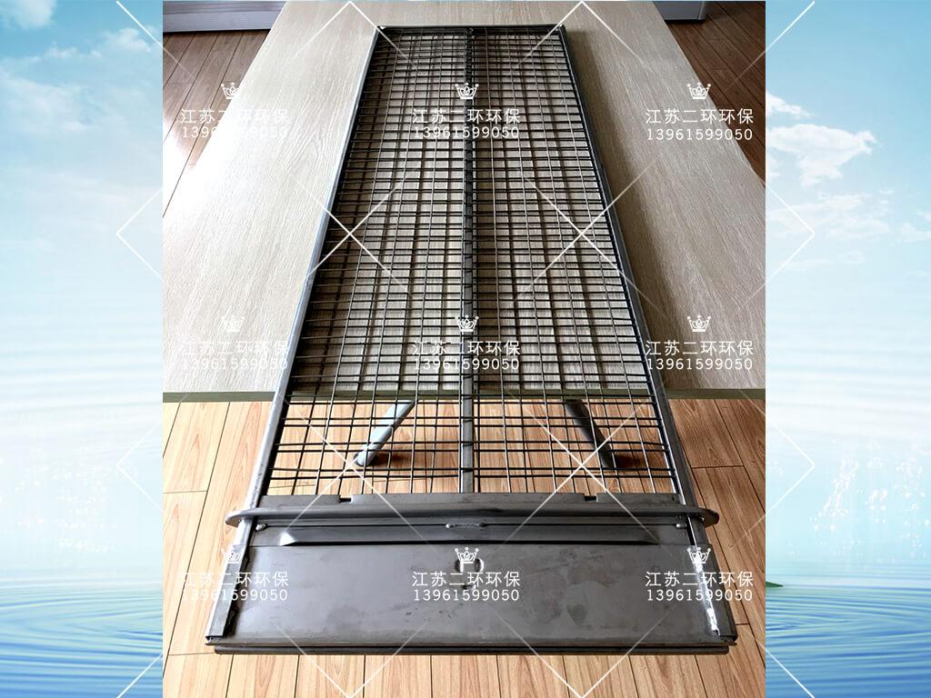 DLMC扁布袋除尘器滤架不锈钢