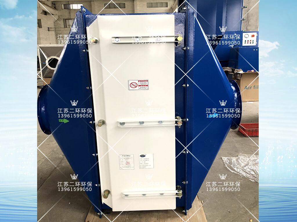 碳钢喷塑HEPA过滤器