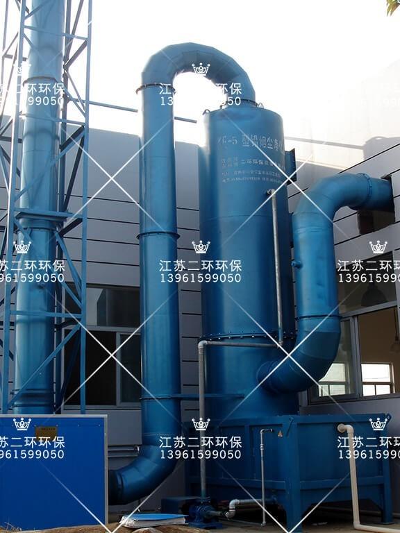 铸造热处理除尘器