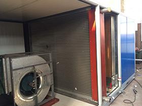 新风除尘空调机组