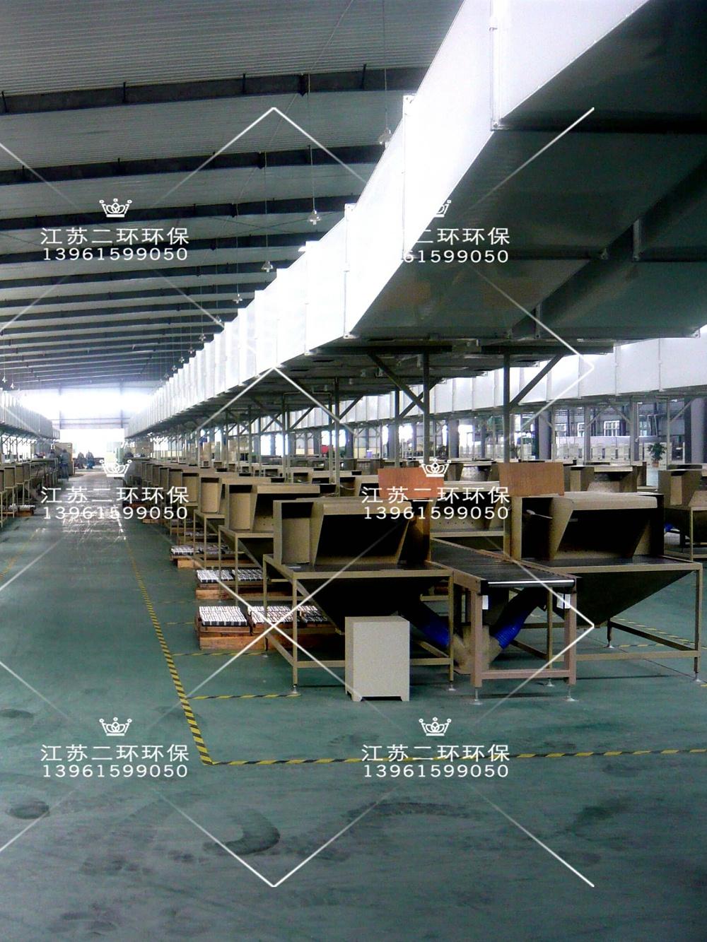 EHFDC组合式新风除尘空调机组
