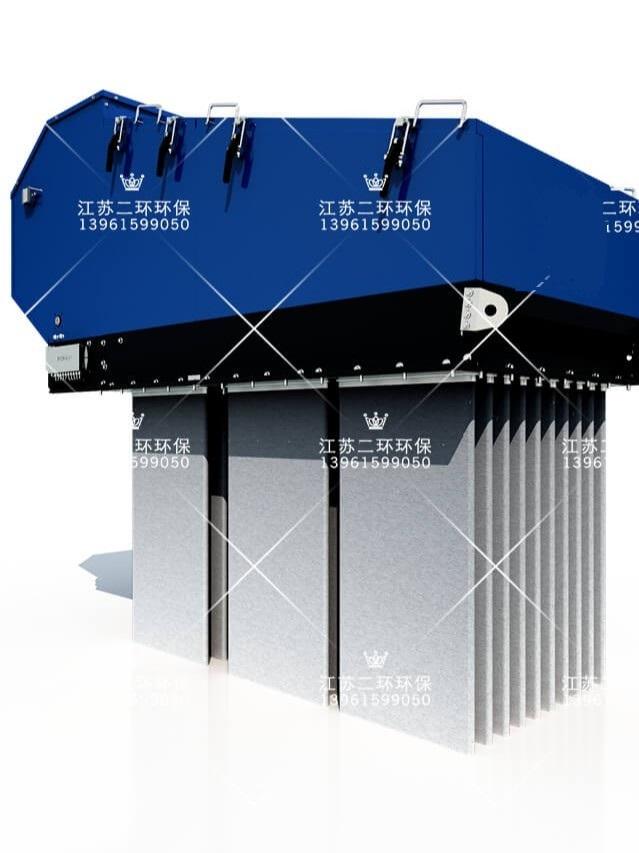 EHDLMV一体式扁布袋除尘器