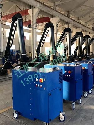 PT系列移动单机式沉流滤筒除尘器