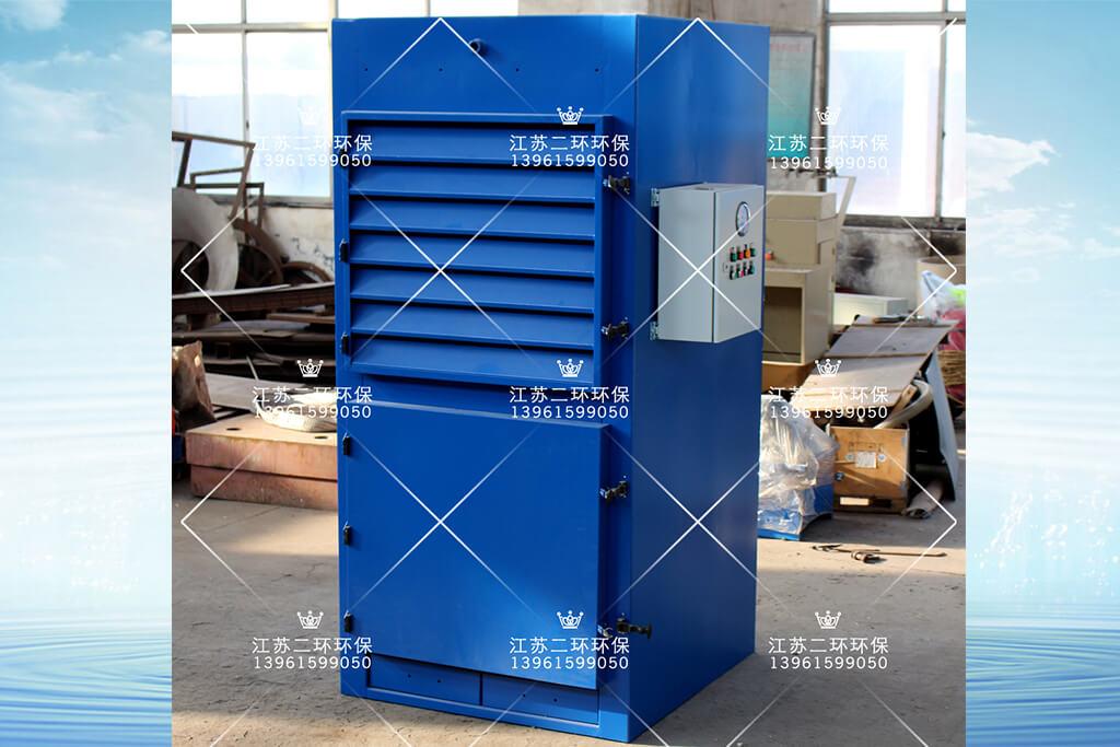 打磨房一体式除尘器DWS系列