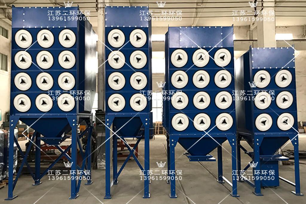 沉流式滤筒除尘器模块式DFT系列