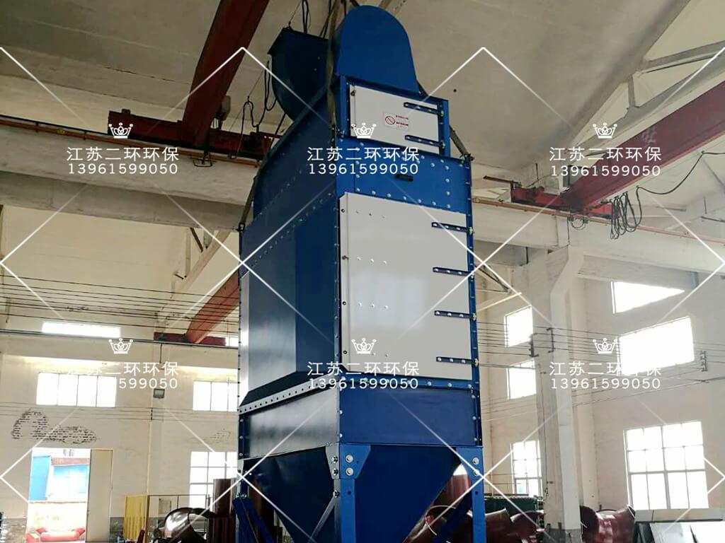 无锡宝能实业孟加拉分厂除尘器