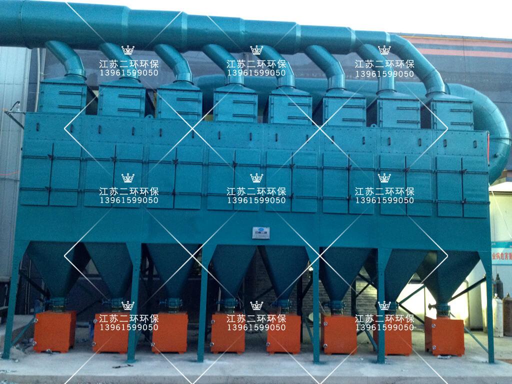 江苏超威电源有限公司打磨除尘器