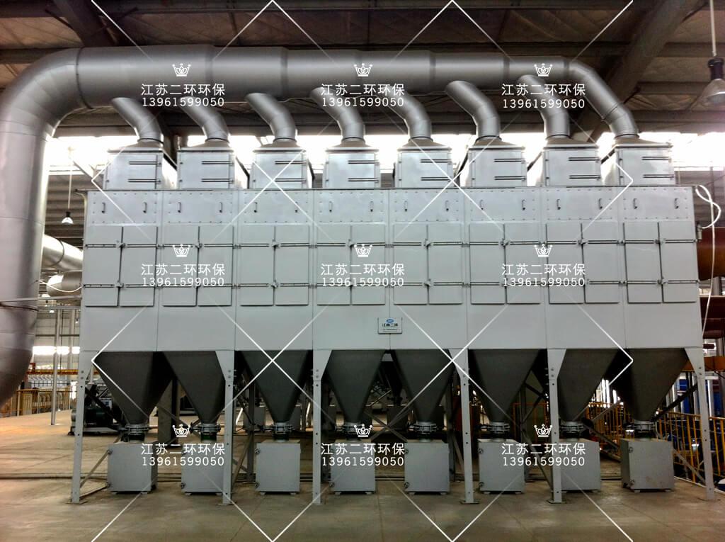 河南超威正效电源有限公司打磨除尘器