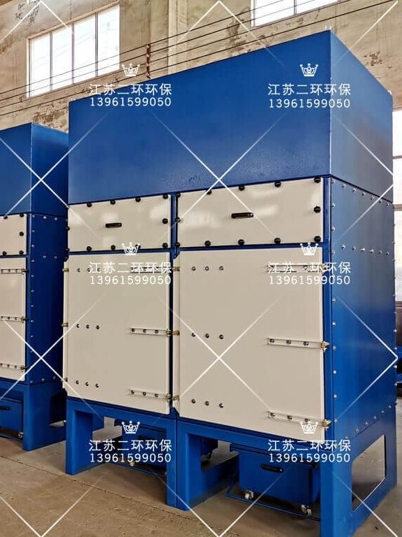 DHC-YT系列一体式垂直滤筒除尘器