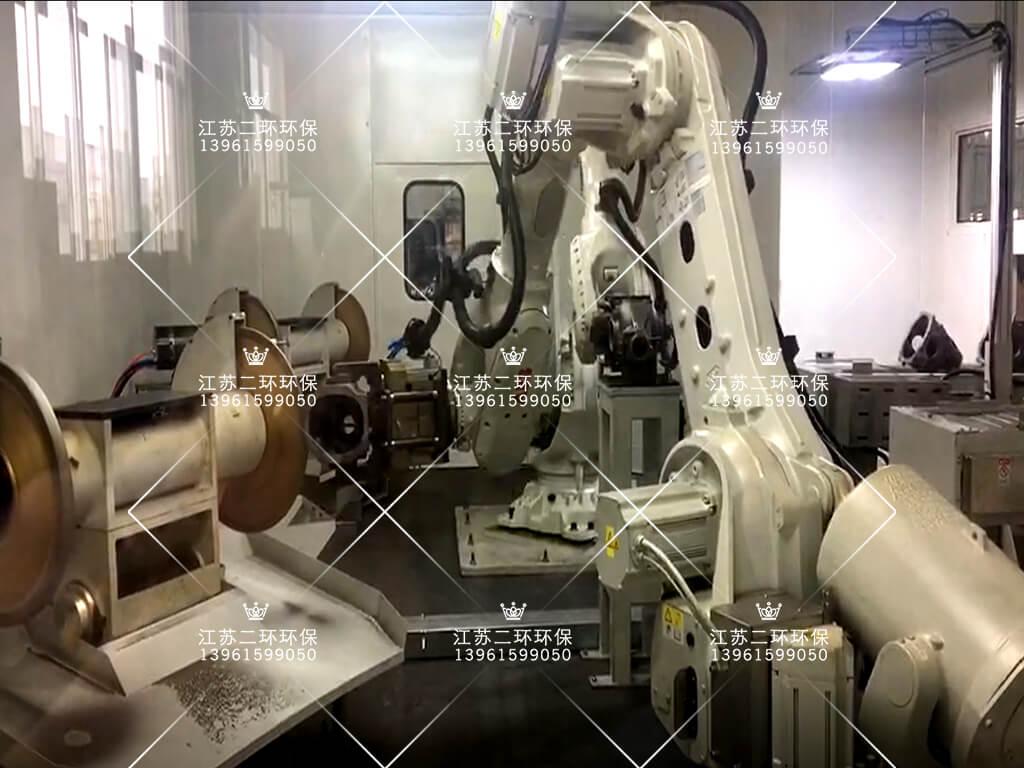 机器人打磨房除尘器