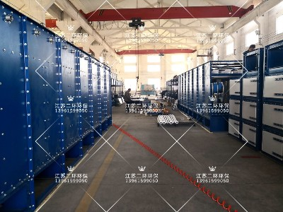 江苏二环环保在工业除尘设备定制有哪些优势