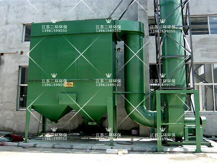 DMC传统脉冲布袋除尘器
