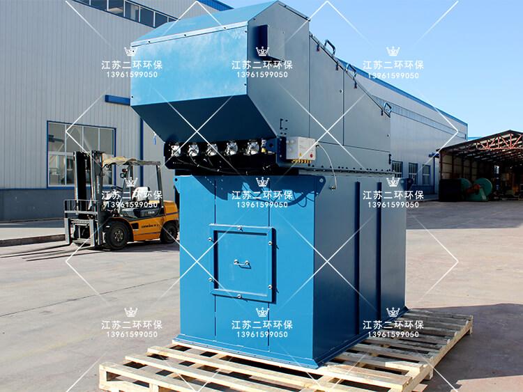 DLMV扁布袋除尘器一体机